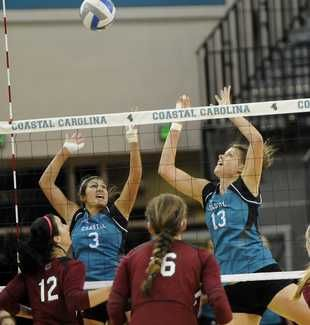 Coastal Carolina Played The University Of South Carolina Coastal Carolina University Coastal Carolina Carolina University