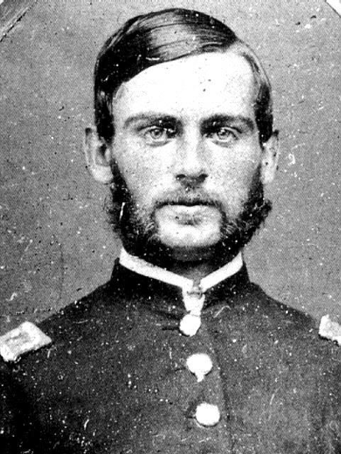 Thomas Chamberlain - He became Captain of Company G, 20th Maine during the Civil War. He was the brother of Joshua Lawrence Chamberlain.