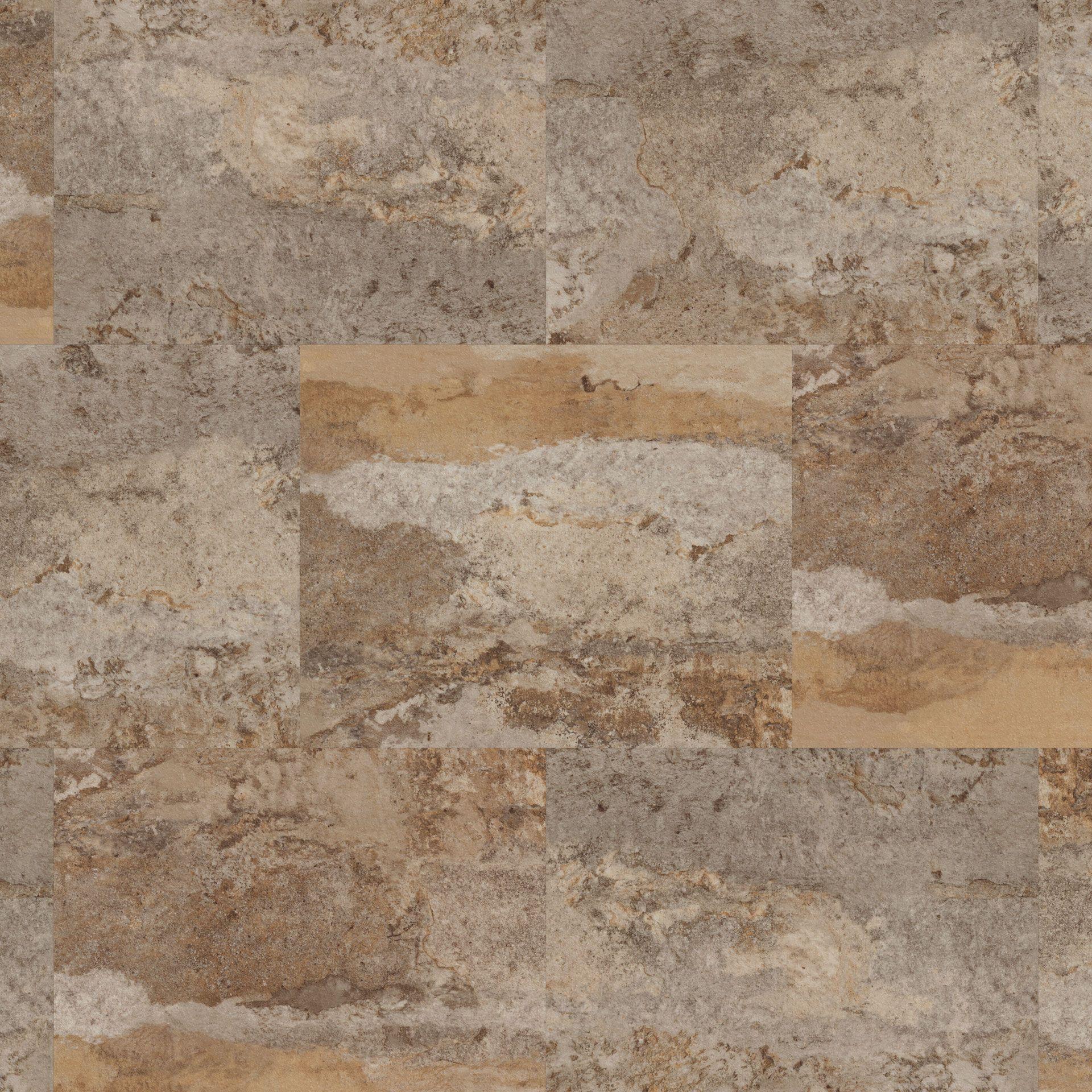 Natural Stone Effect Vinyl Flooring Realistic Stone