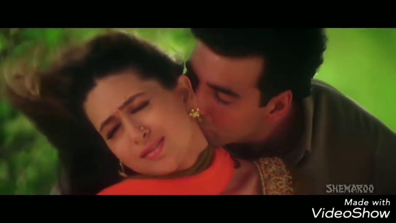 Mousam Ki Tarah Badal Janwaar 1999 Akshay Kumar Karishma Kapoor Green Movie Akshay Kumar Romantic Songs