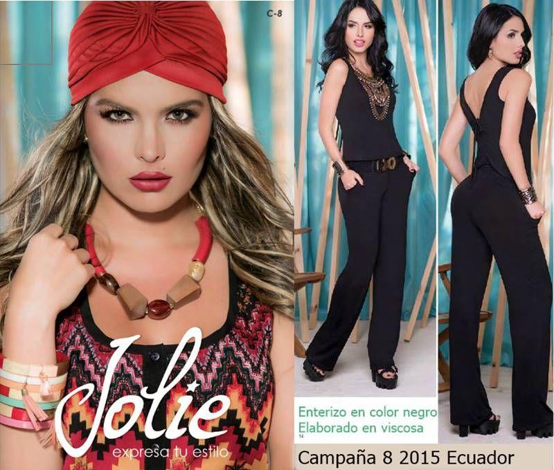 Catalogo Jolie Campana 8 2015 Moda De Ecuador Catalogos De Ropa Moda Ropa De Moda