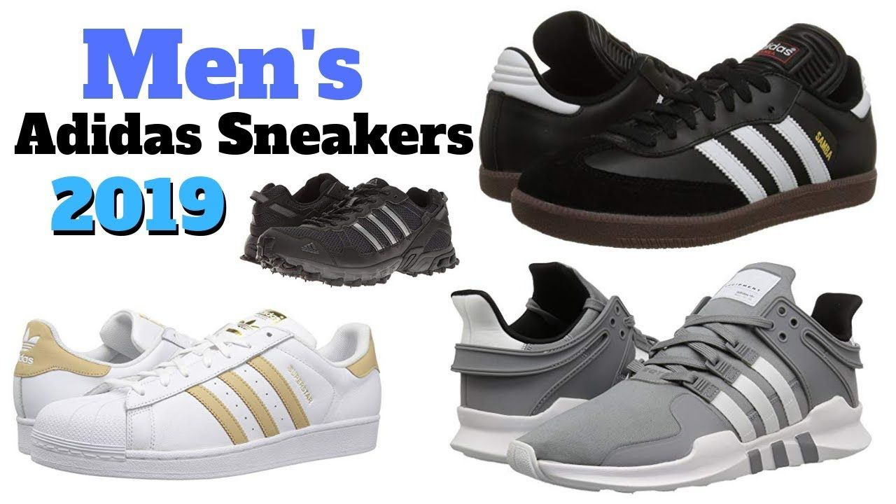 The 5 best #adidas #sneakers for men 2019 | Adidas sneakers