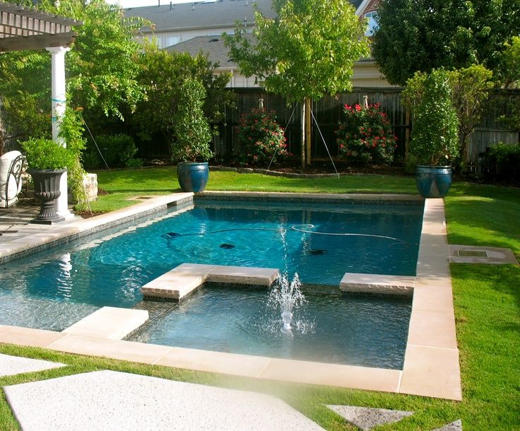 Backyards With Pools Beautiful Backyards With Pools Large And