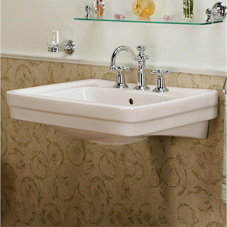 sussex wall-mount bathroom sink - wall mount sinks - bathroom sinks - bathroom | wall mounted