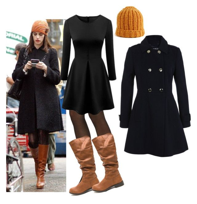 Anne Hathaway Outfits: The Devil Wears Prada #2