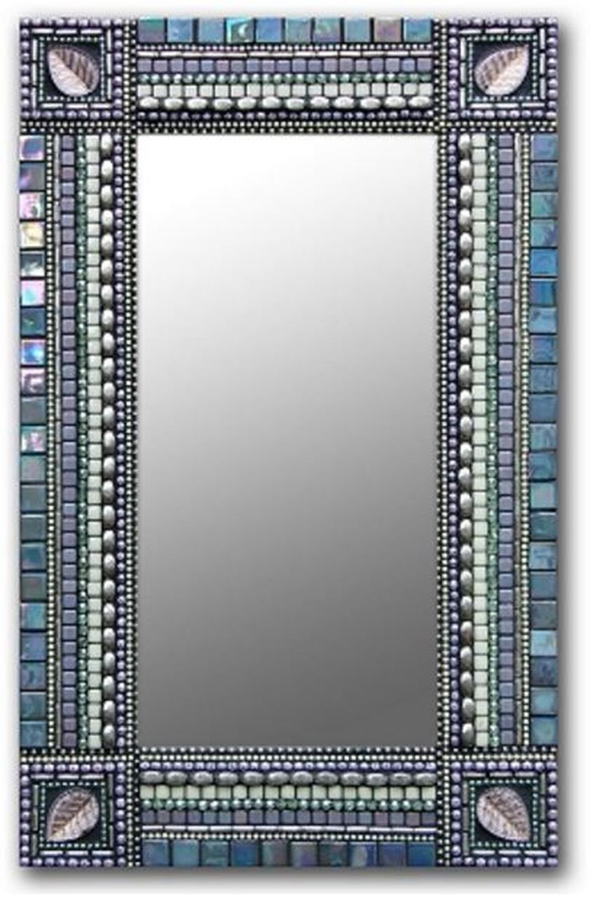 Rectangle Mosaic Mirror in 2020 (With images) | Mosaic