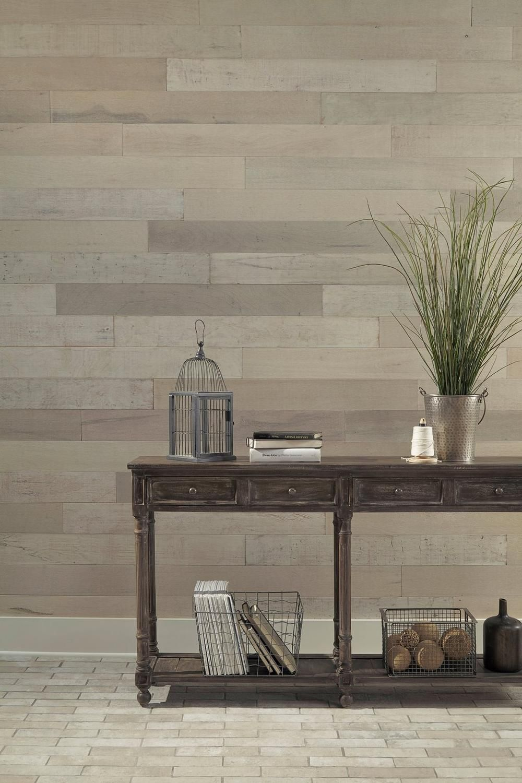 Distressed White Wall Plank Wall Planks Vinyl Wood Flooring White Walls