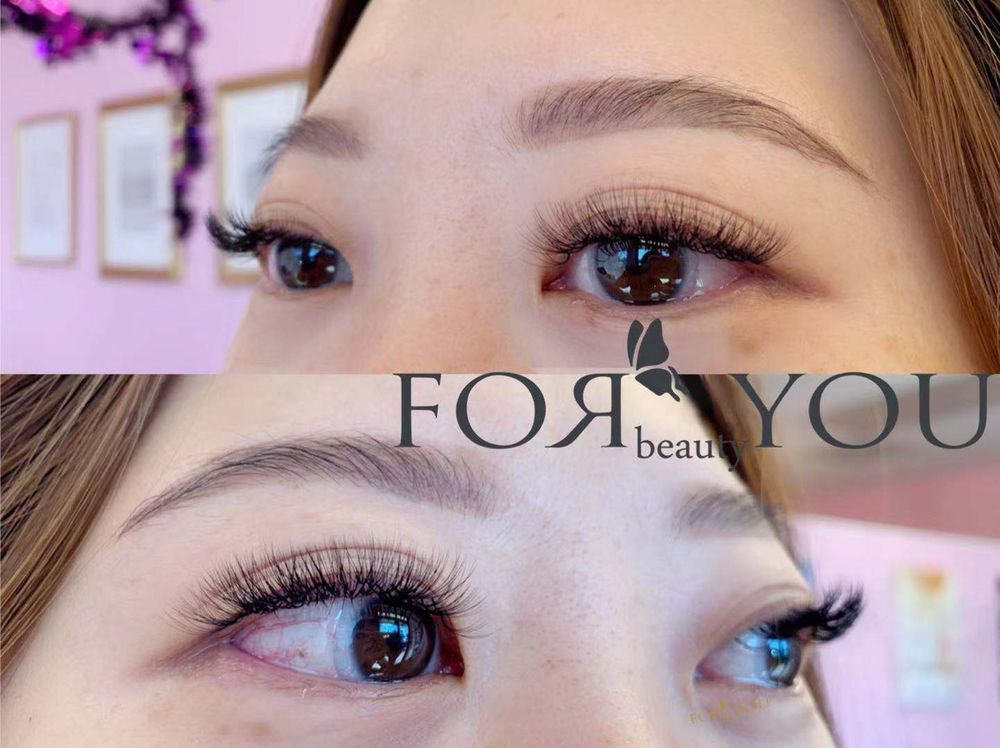 2e733050d55 3D Doll Eye (Cute Style) | Eyelash Extension | Doll eyes, Eyelash ...