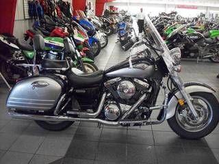 2004 Kawasaki Vulcan 1500 Fuel Injected Vance Heines Exhaust