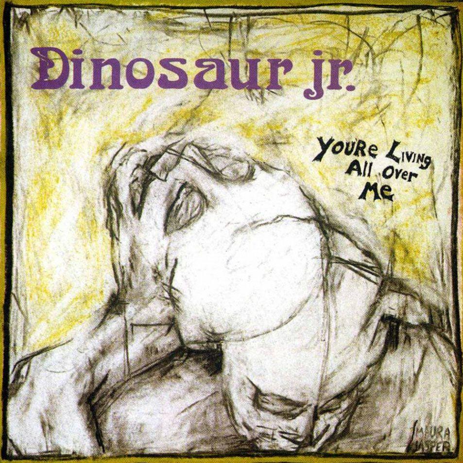 Dinosaur Jr You Re Living All Over Me Dinosaur Jr Dinosaur Just Like Heaven