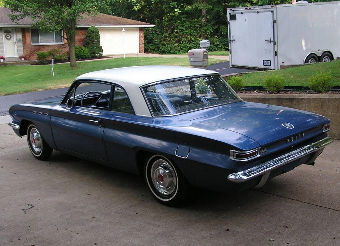 1961 Buick Special w/ 215ci Aluminum V8 | Classics! | Pinterest ...