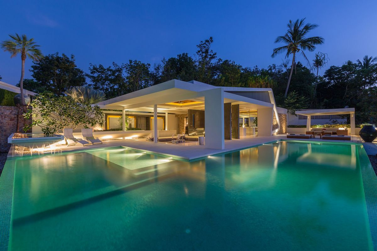 Celadon Perched 100m above the Gulf of Thailand,... | Koh ...