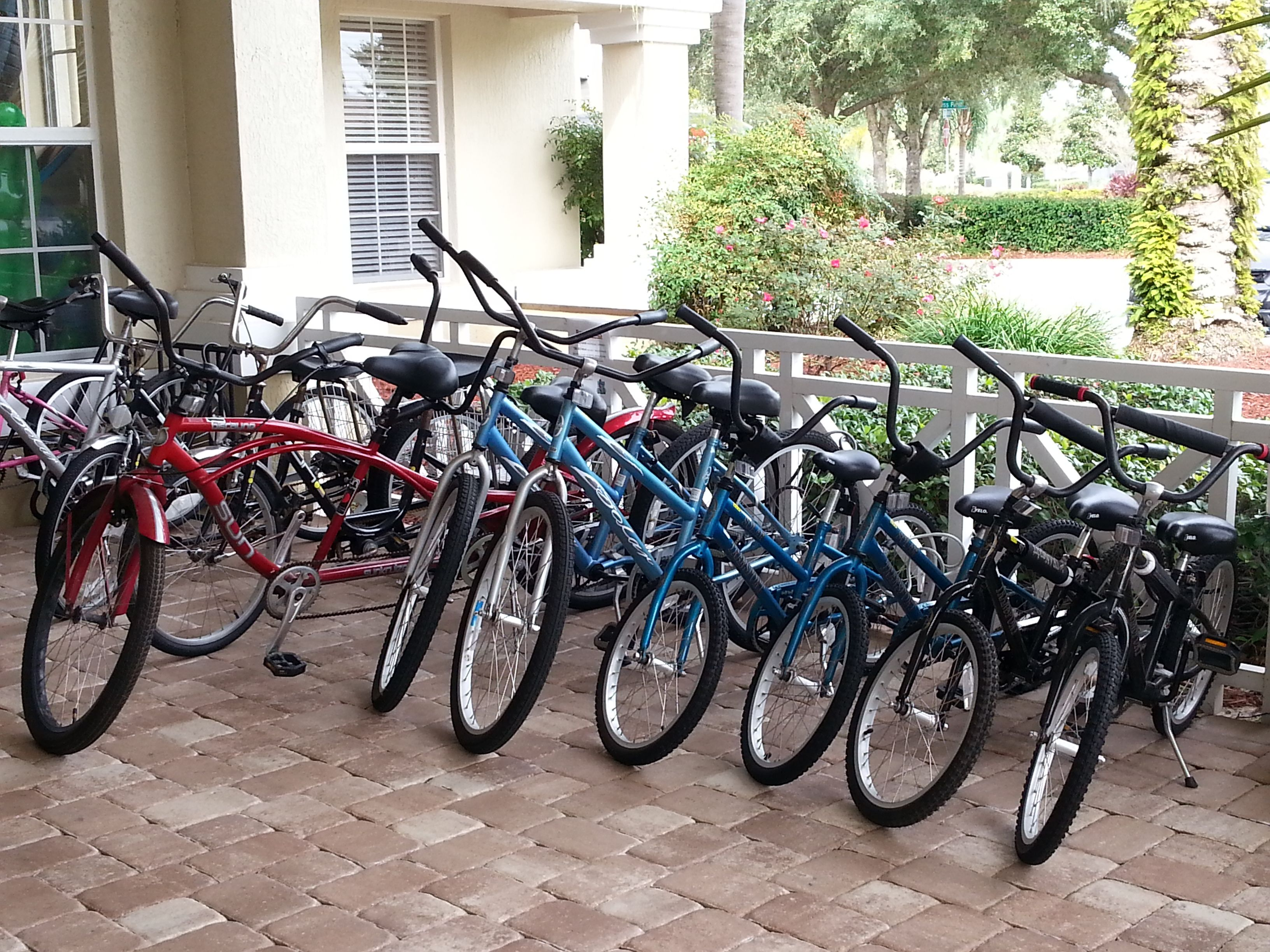 Bike Rental Available Is One Of The Many Amenities You Ll Enjoy
