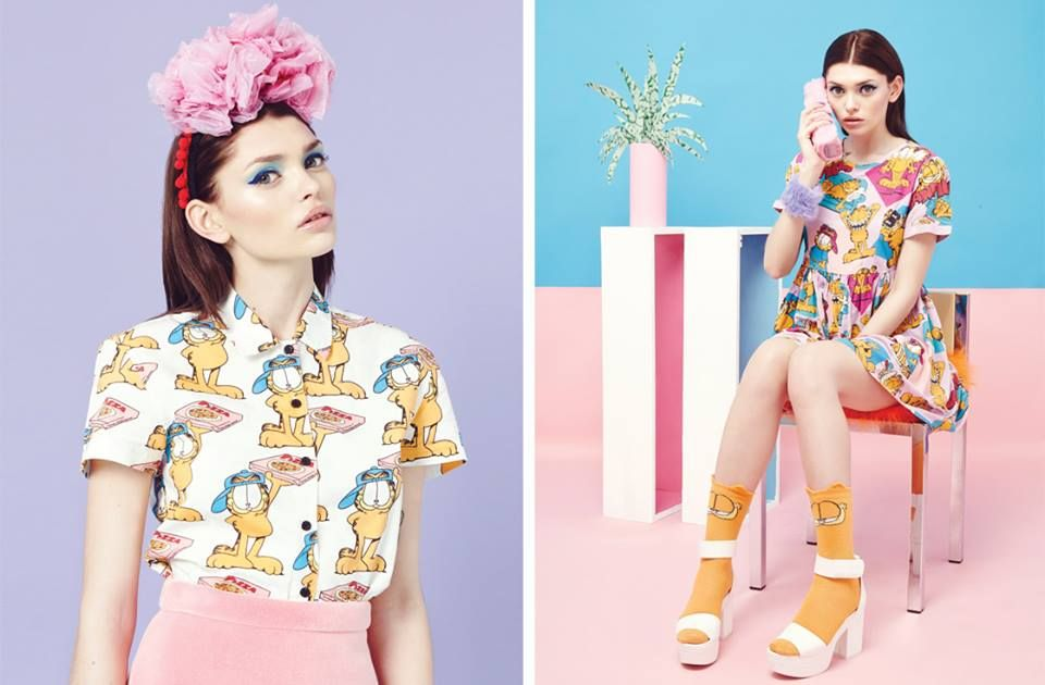 BlogCouture Adora: Lazy Oaf x Garfield