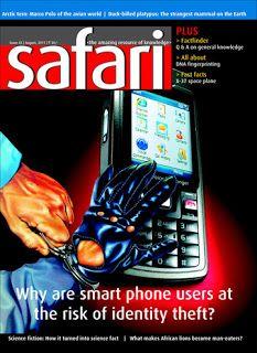 Safari Magazine English Pdf 2015