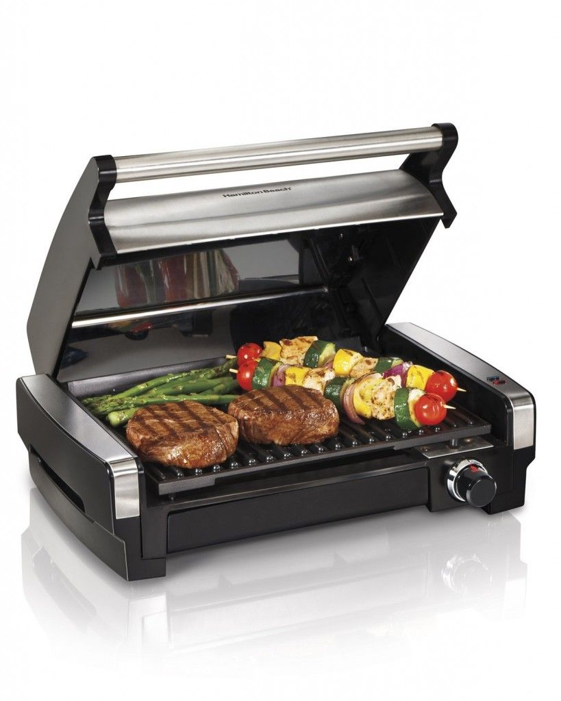 Indoor Grills With Removable Plates Indoor Electric Grill Cooking Area Best Electric Grill