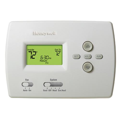 Honeywell Pro Programmable 2H/1C Standard Display