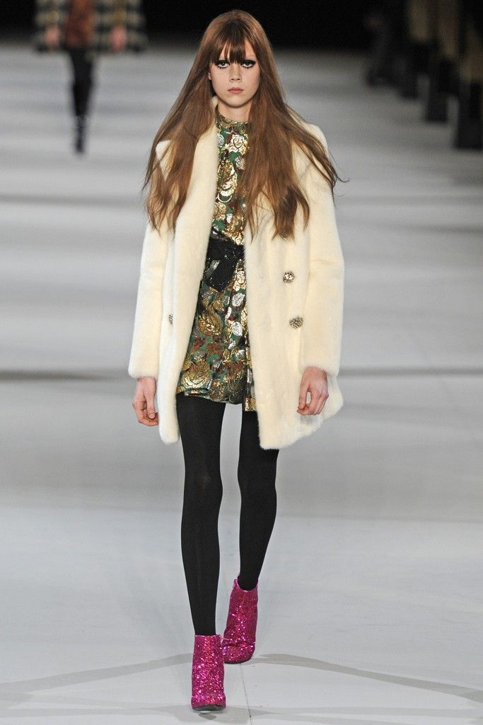 Saint Laurent RTW Fall 2014 - Slideshow