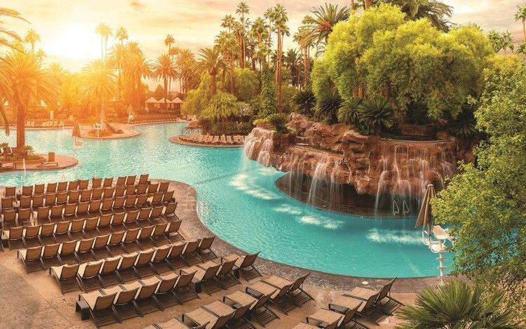 6 Hotels In Las Vegas With Pools That You Have To See To Believe Tripadvisor Las Vegas Pool Vegas Pools Las Vegas Hotels