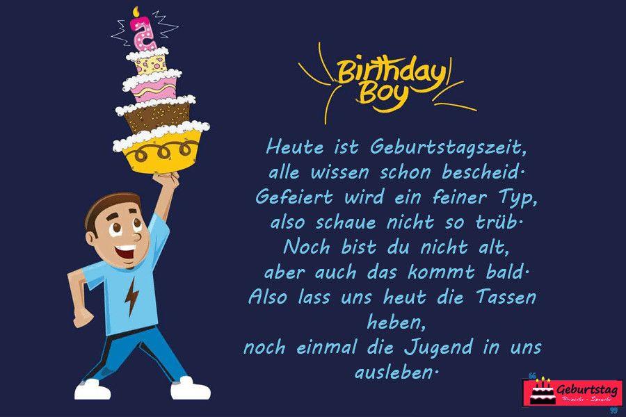 Geburtstagsgrüsse coole Coole Geburtstagssprüche