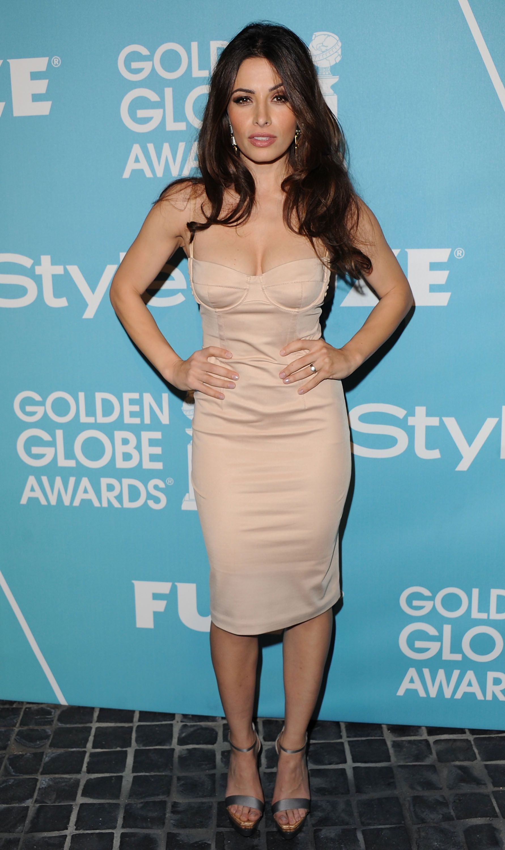 beige nude dress | Looks - Dresses - Evening - Short - Beige ...