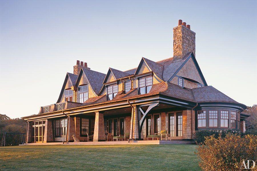 Best 26 Beautiful And Beachy Shingle Style Homes Shingle 400 x 300