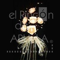 Ramo Rosas #beautiful #ramo #rosas #bride #novia #boda