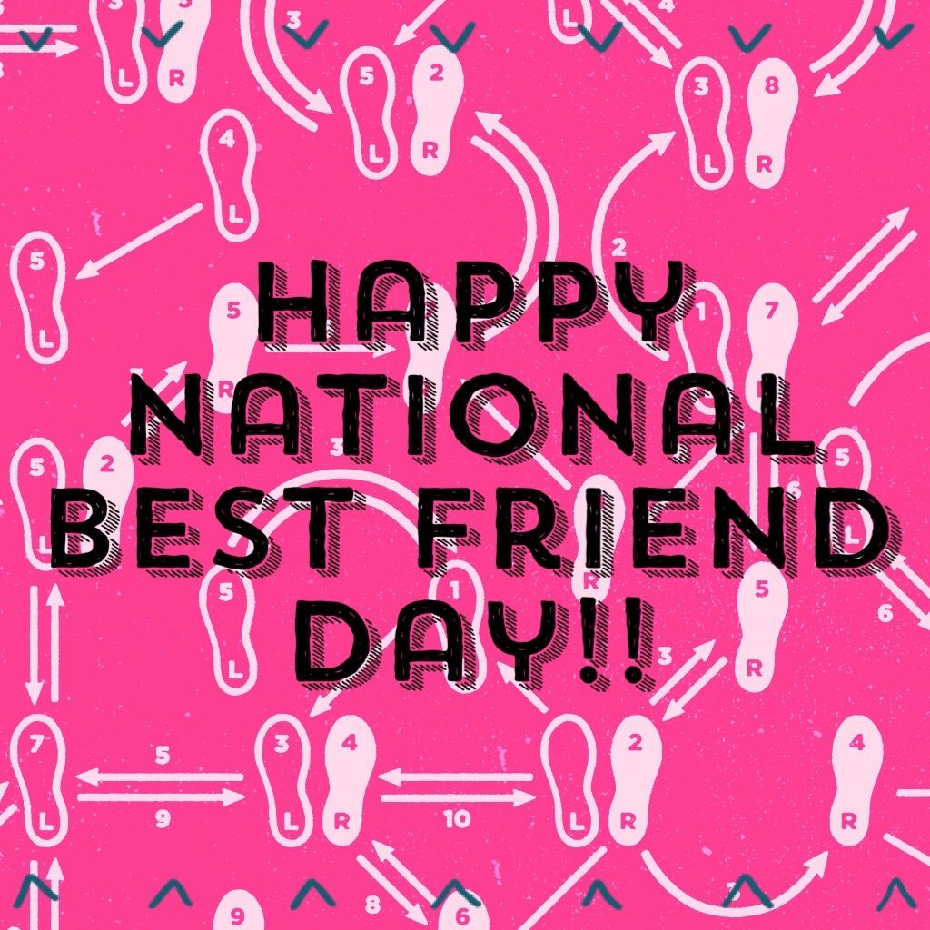 Happy National Best Friends Day Best Friends Day Quotes Friends