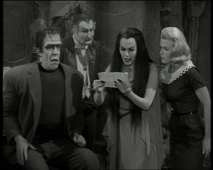 the munsters season 2 episode 1 hermans child psychology 16 sep 1965 - Munsters Halloween Episode