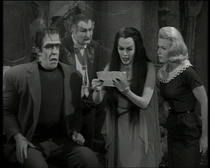 the munsters season 2 episode 1 hermans child psychology 16 sep 1965 - Munsters Halloween Episode