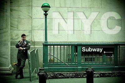 traveling new york