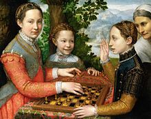 Sofonisba Anguissola – Wikipedia