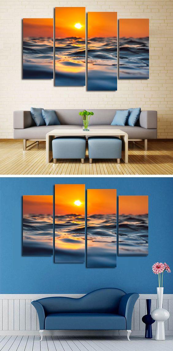 How To Paint An Accent Wall Sunset Sunset Magazine Wall Art