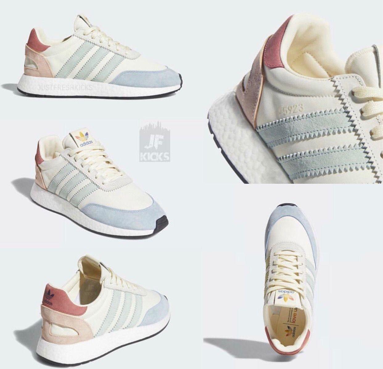 Adidas Iniki Pride   Sneakers fashion