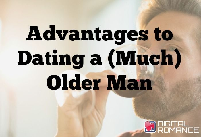 The Benefits Of Dating An Older Man