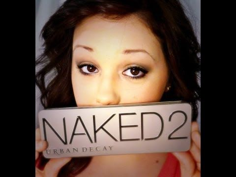 Valentines Day Look using Naked 2!