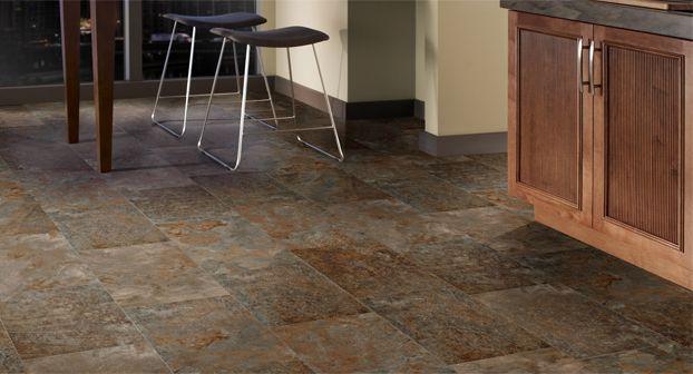 Resilient Floors Sensible Carefree Floor Vinyl Flooring Flooring Resilient Flooring