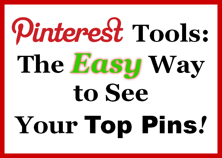 What's the easiest, fastest, FREE way to see your most popular pins? Click to read the article!