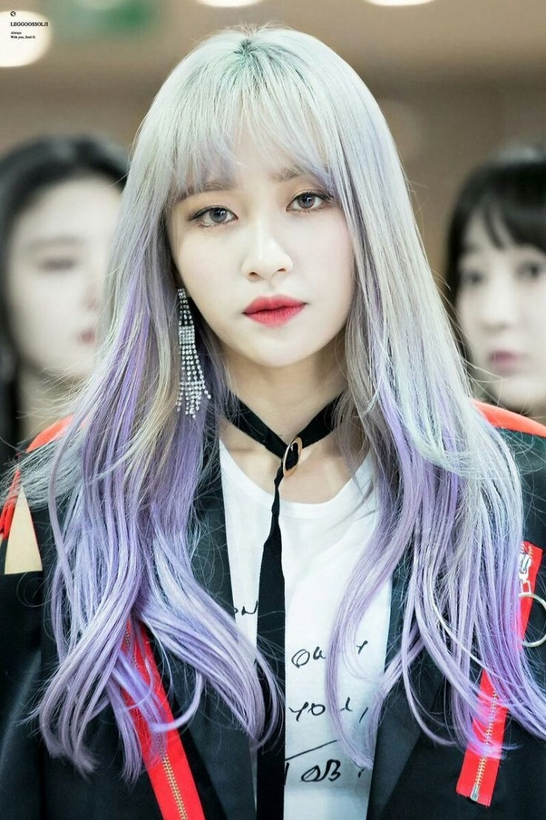 Kpop Girl Hairstyles Awesome Which Kpop Idol Has The Best Hairstyle Quora Newhairstyles Website Kpop Girls Kpop Hair Color Kpop Hair