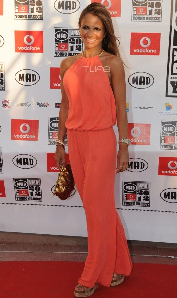 a5f4c0455bc cute coral jumpsuit..OMG   I REMEBER JUMPSUITS..not easy to