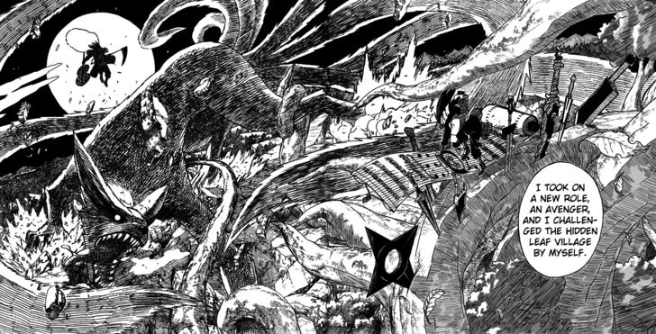 Best Drawn Manga Panels Of Naruto In 2020 Manga Manga Pages Manga Anime