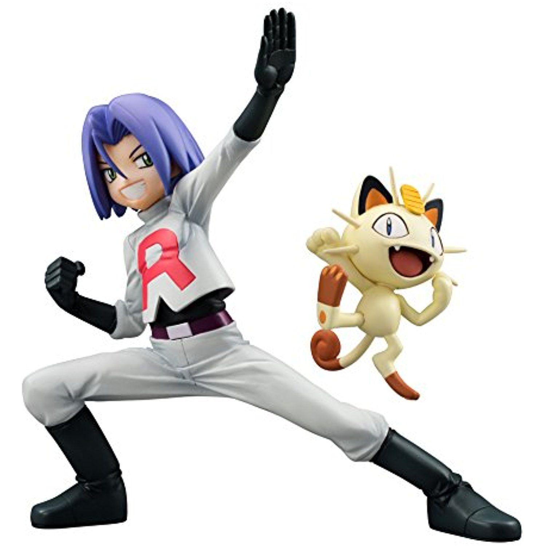 Megahouse pokemon james actionfiguresstatues anime