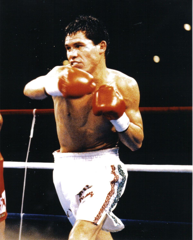 Julio César Chávez Afirmó Que Hubiera Puesto Una Chin A Mayweather Jr En 2021 Julio César Chavez Julio César Boxeo