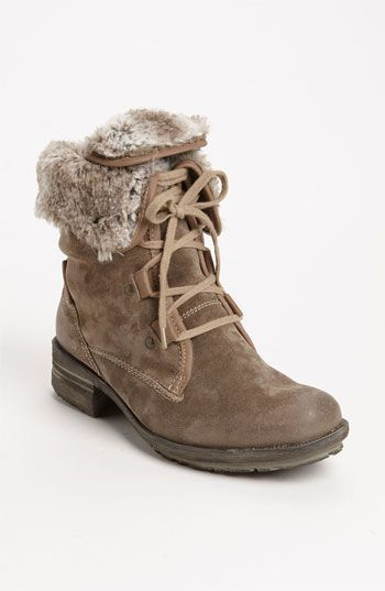 12f25393a93fb Josef Seibel 'Sandra 04' Boot available at #Nordstrom | Stuff I ...