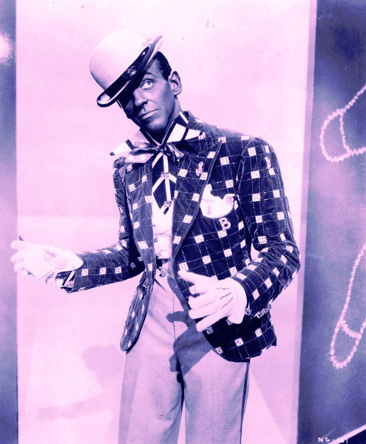 Fred Astaire in blackface doing Bojangles of Harlem from