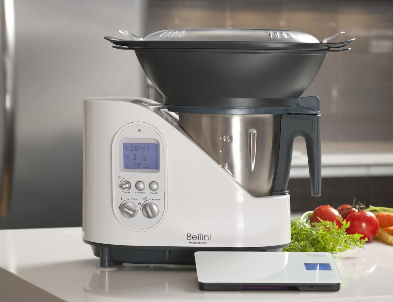 Bellini Intelli Kitchen Master By Cedarlane Culinary With Images