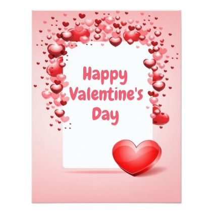 Happy Valentine S Day Card Valentines Day Gifts Love Couple Diy