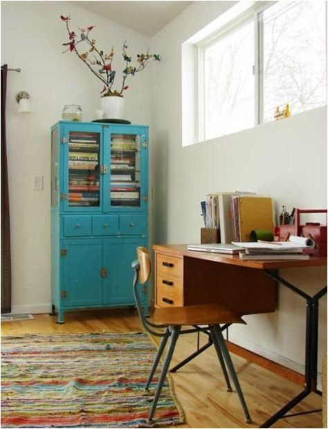 Small Space Solutions: Home Offices | Houzz, Desks and Small spaces