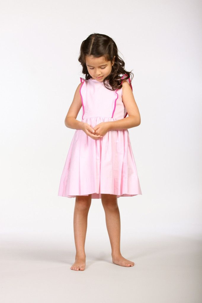 Natty Pinafore dress | Made in NYC