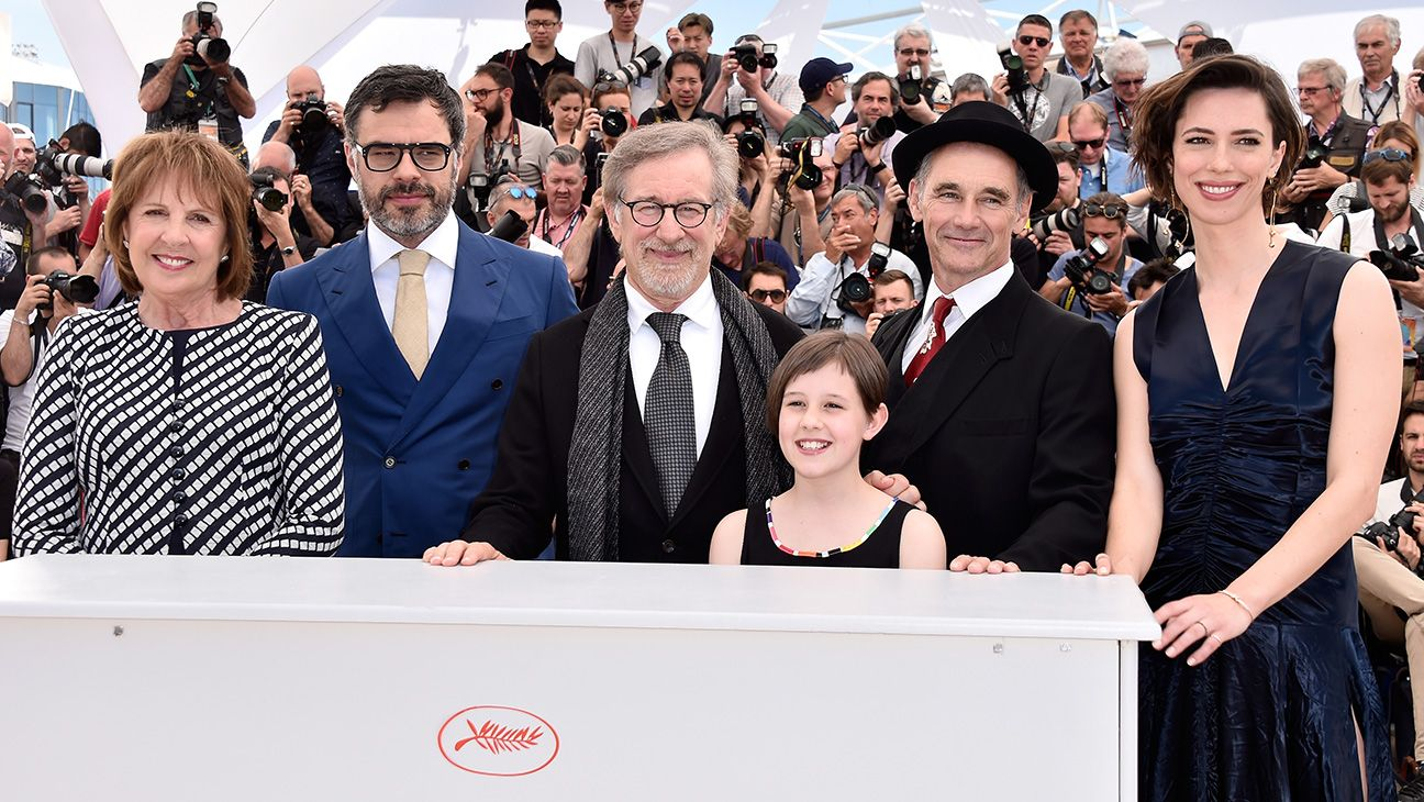 """Cannes: Steven Spielberg Addresses 'BFG' Author Roald Dahl's Anti-Semitism  """"This is a story about embracing our differences"""" says the director who assembled with the stars of the children's book adaptation before the press.  read more"""